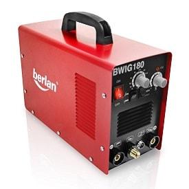 Berlan BWIG180 WIG/TIG Inverter Schweißgerät Test